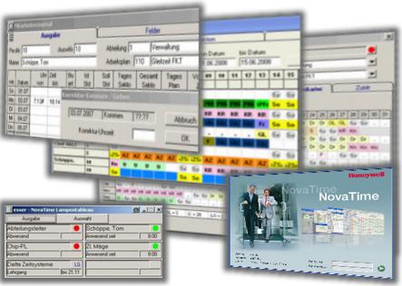 Bildschirmterminal